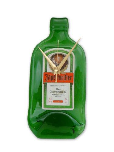 bottleclock-jagermeister-clock