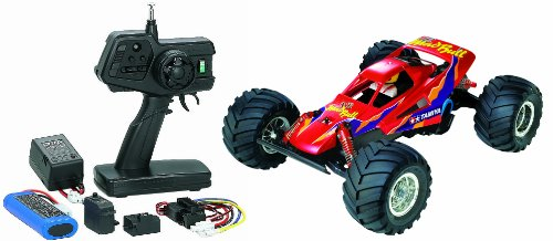 TAMIYA RC 57813 XB Mad Bull - 1:10 Radio Control Car
