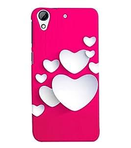 MakeMyCase Valentine case For HTC 626