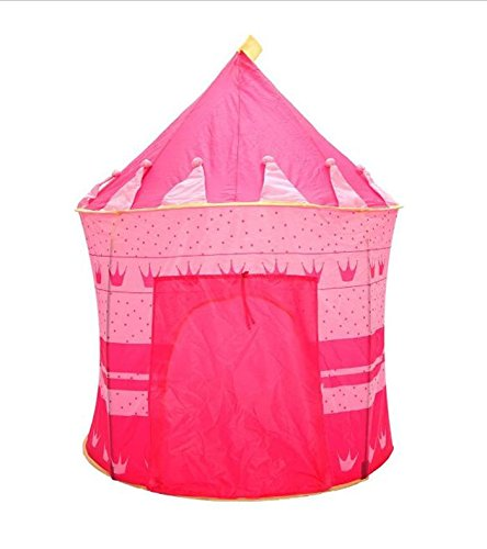 Xidaje Folding Kid Play Tents Castle front-867546