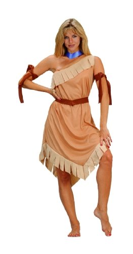 Adult Pocahontas Indian Costume