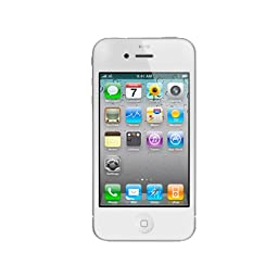 Apple iPhone 4 A1332 16GB White (GSM Unlocked)