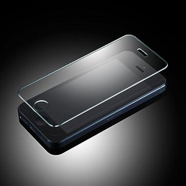【国内正規代理店品】SPIGEN SGP iPhone5 シュタインハイル GLAS.t R プレミアム リアル スクリーン プロテクター 《強化ガラス液晶保護フィルム》 【SGP09548】