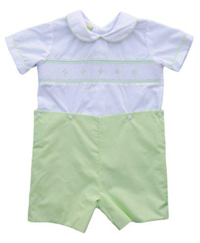 Boys Smocked Clothing front-709891
