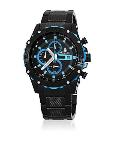 Burgmeister Reloj de cuarzo 534-632 Negro 45 mm
