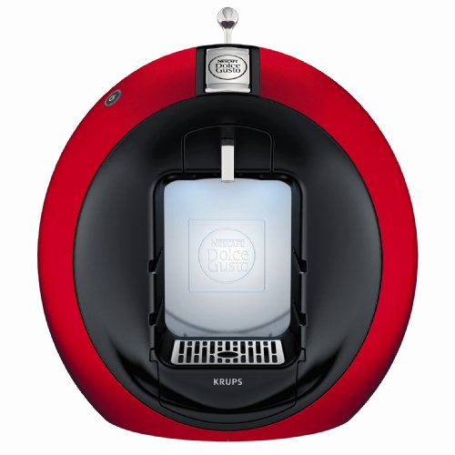 Machine à expresso Dolce Gusto® Circolo® YY4002/KP5006 - rouge métal