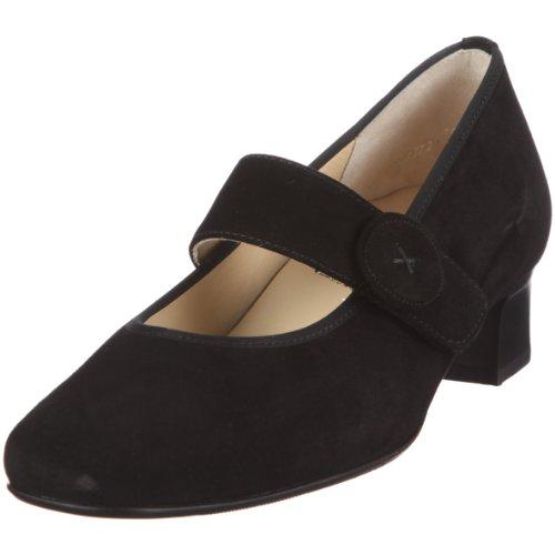 Hassia Evelyn, Weite J Pumps Womens Black Schwarz/schwarz Size: 3.5 (36 EU)