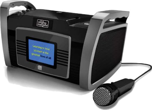 Singing Machine Stvg-350 Cdg Karaoke Player