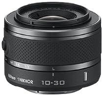 Nikon 1 10-30mm f/3.5-5.6 VR II Nikkor-Zoom Lens (Black)