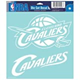Cleveland Cavaliers Die Cut Car Window Sticker Decal (8x8 Inches) Amazon.com