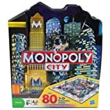 Monopoly City Collector's Edition in City Shaped Collectible Tin