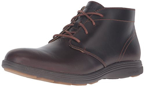Cole Haan Men's Grand Tour Chukka Boot, Woodbury Leather/Java, 10 M US (Cole Haan Boots Men Brown compare prices)