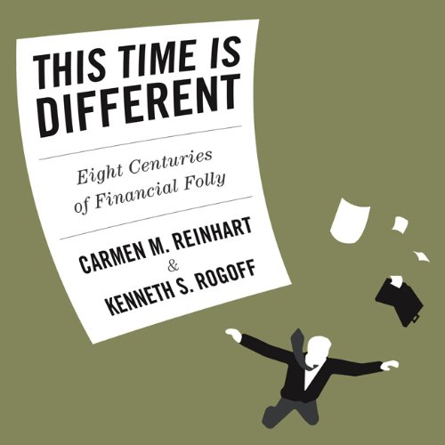 This Time Is Different - Eight Centuries of Financial Folly  - Carmen M. Reinhart, Kenneth Rogoff