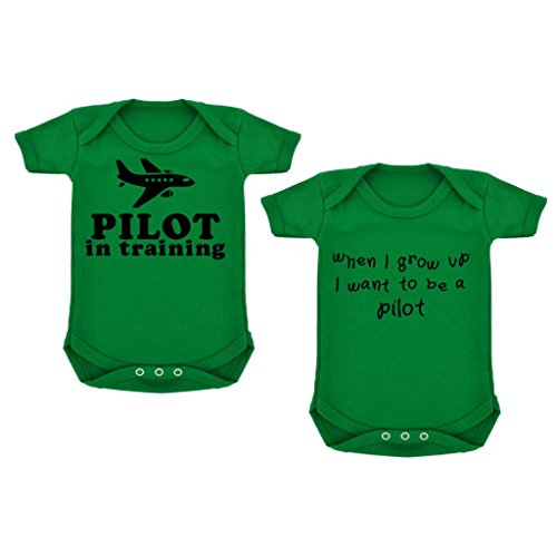 2er-pack-pilot-in-training-when-i-grow-up-baby-bodys-smaragd-grun-mit-schwarz-print-gr-68-grun-grun