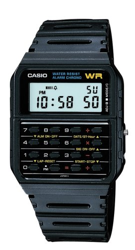 Casio Men's Calculator Watch