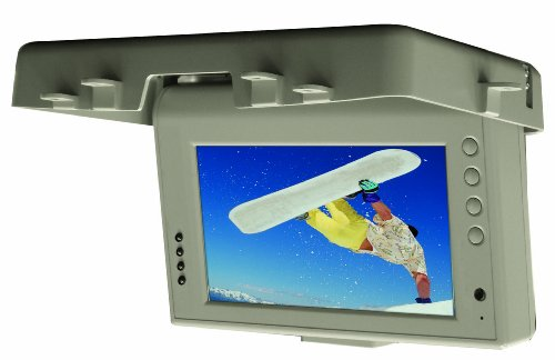 Myron & Davis Ans185Qgc2 8.5-Inch Flip Down Tft / Lcd Monitor Package For 2004 + Nissan, Infinity Qx56 (Grey)