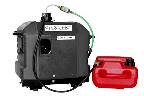 Berg Iii Honda Eu3000Is Generator Extended Run Fuel Tank System