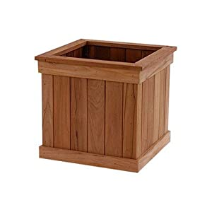 "Cubed Box Planter Size: 20"""