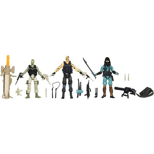 G.I. Joe Retaliation Ninja Dojo Set
