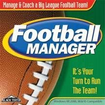 Football Manager (Jewel Case)