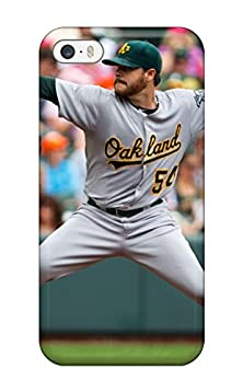 buy Oakland Athletics Mlb Sports & Colleges Best Iphone 5/5S Cases 4859295K224318199