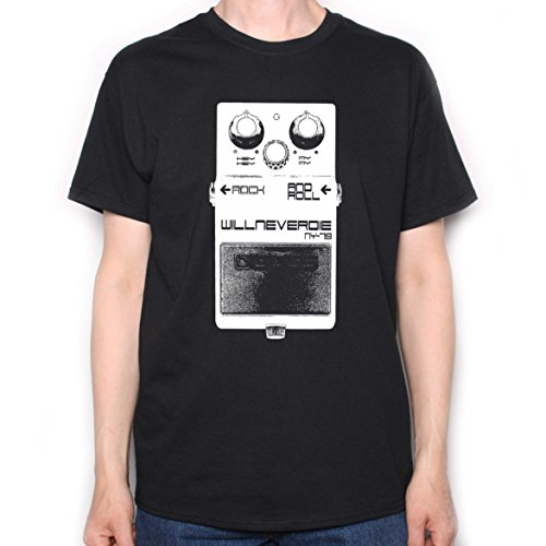 by Inspired Neil Young T-Shirt - Ehi My Pedal nero XL