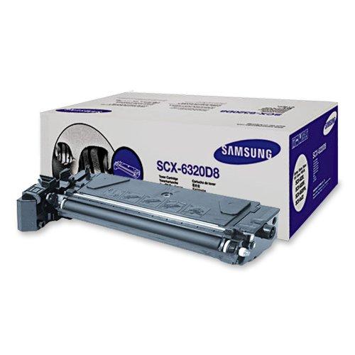 SAMSUNG SCX6320D8 Laser toner cartridge for samsung scx6320, black