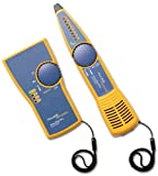 Fluke MT-8200-60A – Analizador de cable de red (2 x RJ11/RJ45, adaptador para cable coaxial)