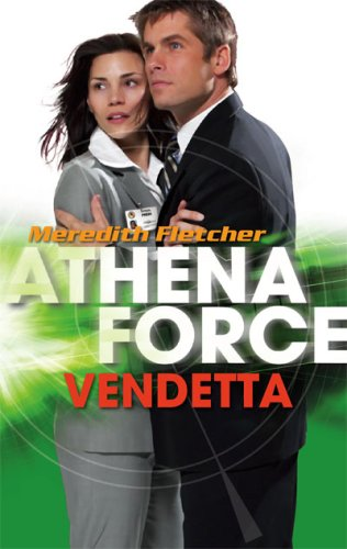 Image of Vendetta (Silhouette Athena Force)