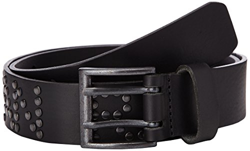 Japan Rags - Cintura, Uomo, nero (Noir (Black)), 90 cm