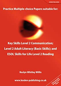 Dfes level 2 adult literacy