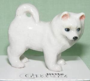 "Little Critterz ""Eskie"" Eskimo Dog"