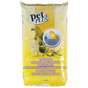PET PLUS SAAT KANARIE EXTRA 20 KG (Vogelfutter)