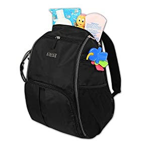 baby innovations urban backpack diaper bag. Black Bedroom Furniture Sets. Home Design Ideas