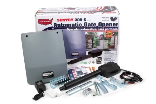 Usautomatic Sentry 300 S Commercial Grade Automatic Gate Opener
