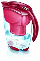Buy CheapBRITA Elemaris Meter Cool Red Water Filter Jug