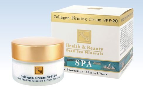 hb-health-beauty-collagen-firming-cream-spf-20-vitamins-a-c-e-and-active-dead-sea-minerals-50ml