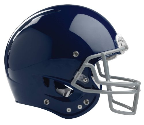 Rawlings Momentum Plus Football Helmet, Medium, Navy