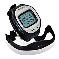 Nivia Heart Rate Monitor (Black)