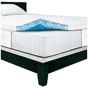 amazon queen memory foam mattress topper