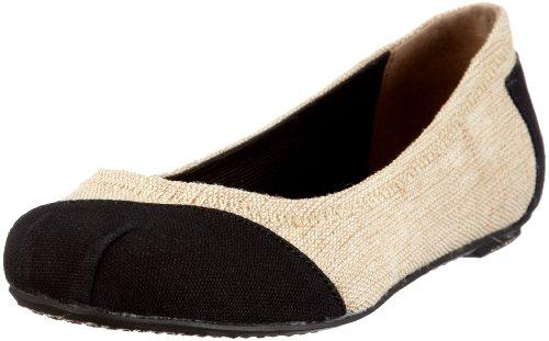 Toms - Womens Ballet Flats Shoes in Burlap Alessandra Burlap, Size: 5B(M) US, Color: Burlap Alessandra Burlap