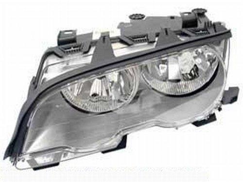 2008 infiniti qx56 left headlight assembly