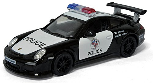 """5"""" Porsche 911 GT3 RS(Police Car) 1:36 Scale"""