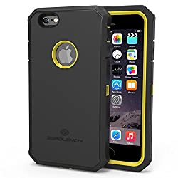 iPhone 6S Rugged Case,ZeroLemon Protector Series Rugged Case + PET Screen Protector for iPhone 6/6s 4.7 inch