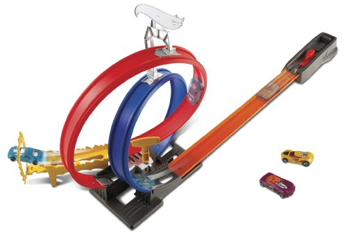 Hot Wheels energía pista Playset