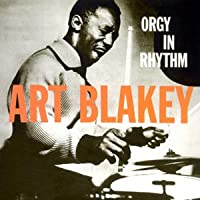 Art Blakey - Orgy in Rhyth (2-LP) Import 2011