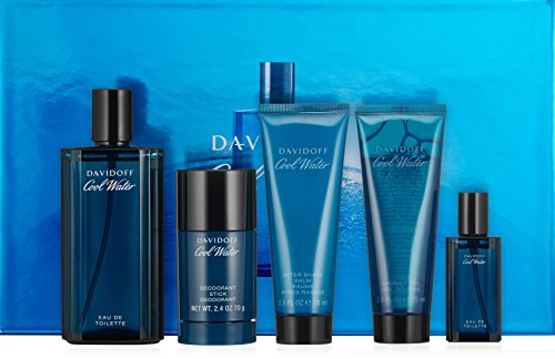Davidoff Cool Water Man Gift Set, 2.67 lb. (Cool Water Gift Set compare prices)