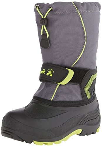 Kamik Footwear Kids Snowbank Insulated Snow Boot