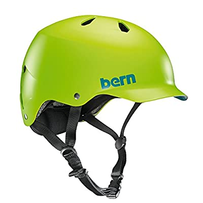 Bern Men's Watts Bike Helmet from Bern