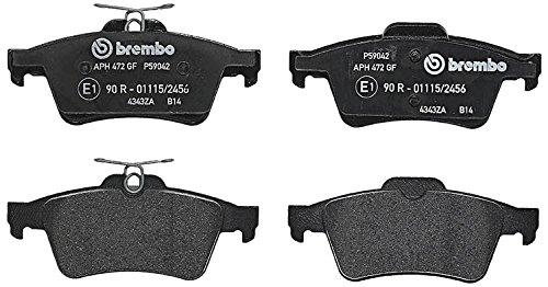 Brembo-P59042-Pastiglia-Freno-Disco-Posteriore